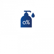 Blue Science Technologies Products are Alcohol Free